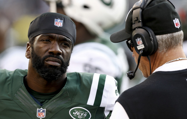 When Ed Reed is asked about his play this season, he questions …