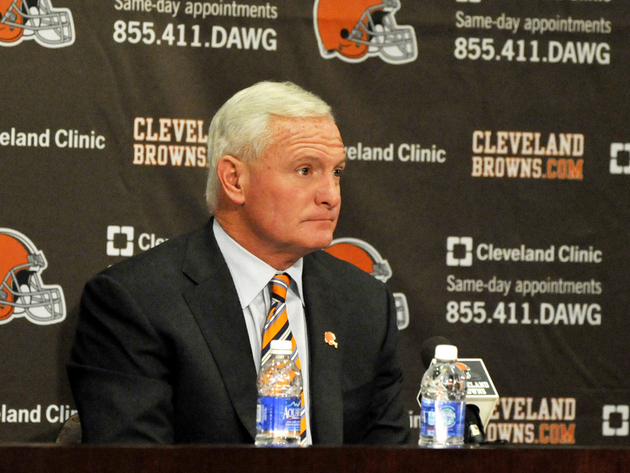 Banner, Lombardi clashed, so Cleveland Browns owner Jimmy Hasla…