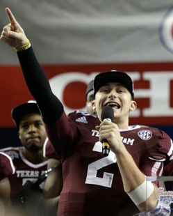 2014 NFL Draft Report; Latest mock draft lands Clowney, Manziel…