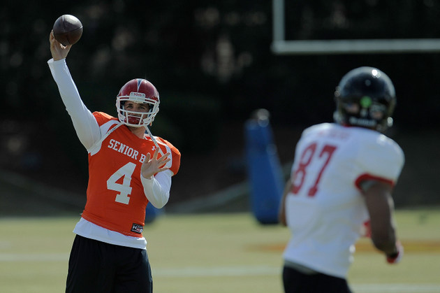 Fresno State's Derek Carr trying to make own name, not trade on…