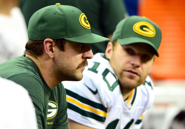 Report: Packers could shut down Aaron Rodgers if team falls out…