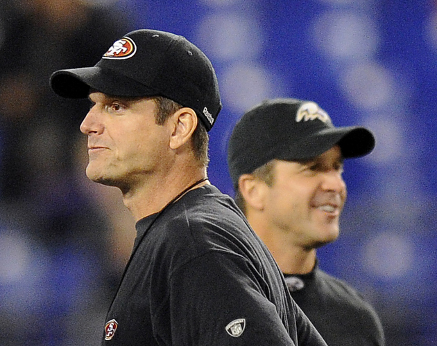 HarBowl! Harbaugh brothers Jim and John to square off in Super …