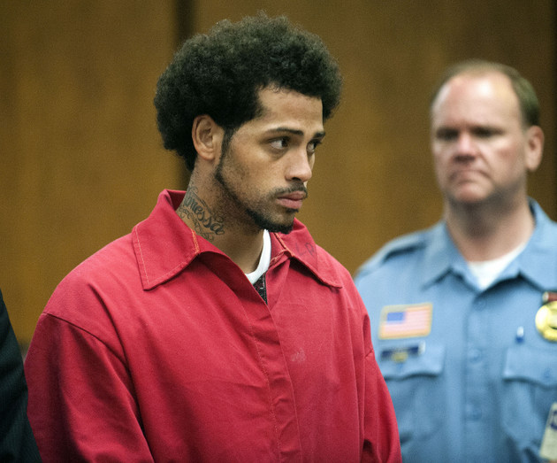 Carlos Ortiz, who provided many details in Aaron Hernandez case…