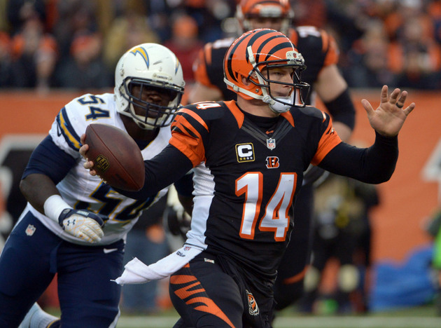 Bengals quarterback Andy Dalton's treatment on Twitter worse th…