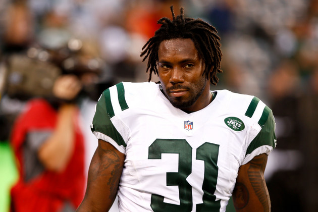 Antonio Cromartie crushes teammate Stephen Hill in practice, la…