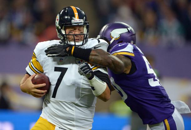 Pittsburgh Steelers quarterback Ben Roethlisberger believes the…