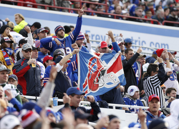 Fan who fell at Bills game no longer employed and banned from s…