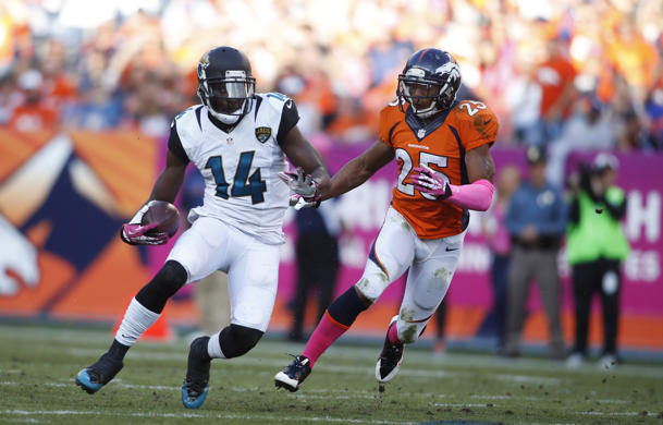 NFL by the numbers: Jaguars' Justin Blackmon making case for le…