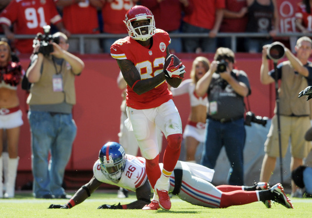 NFL Sunday inactives: Chiefs receiver Dwayne Bowe expected to p…