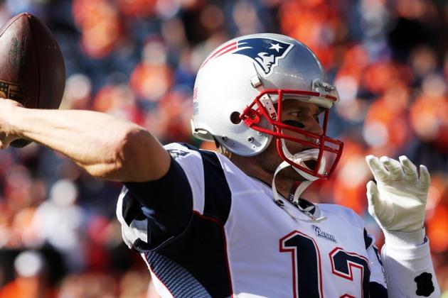 Patriots quarterback Tom Brady reportedly played with ligament …