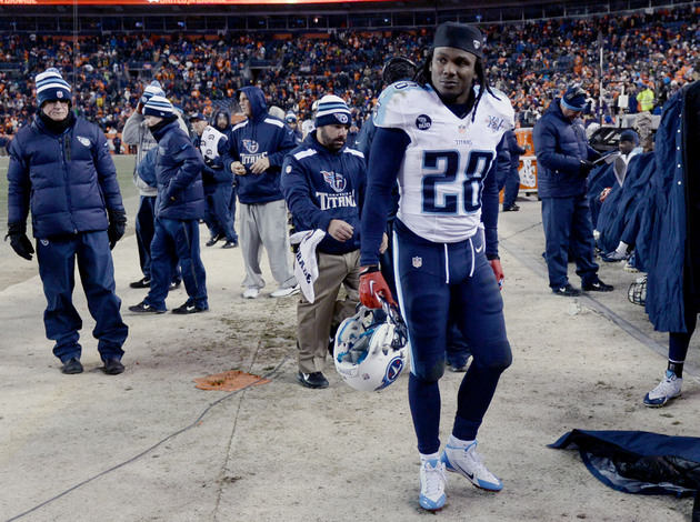 Titans running back Chris Johnson says if team will not use him…