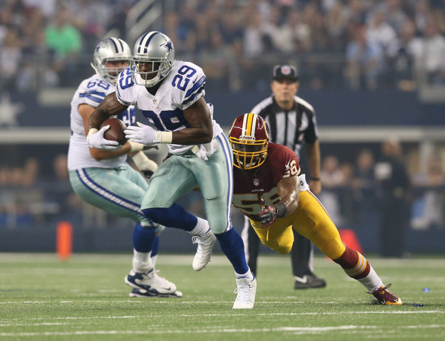 Report: Cowboys looking to deal running back DeMarco Murray bef…