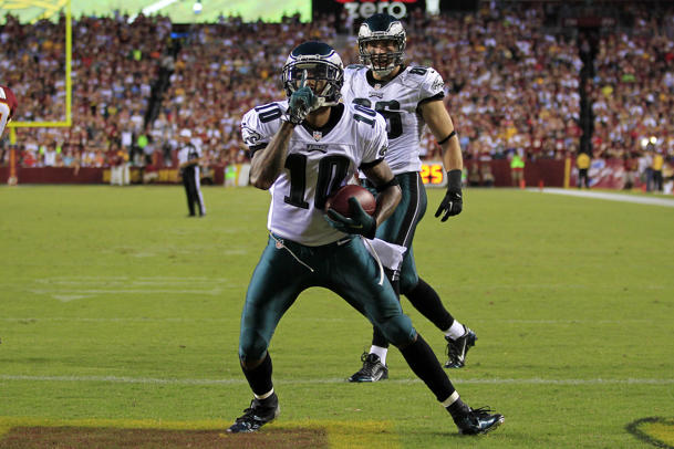 Eagles receiver DeSean Jackson on Darrelle Revis: 'I don't thin…