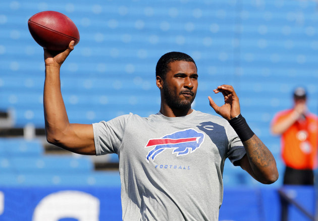Bills quarterback E.J. Manuel fully cleared and could start aga…