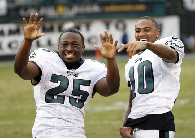 NFL by the numbers – Eagles offense is soaring into NFL playoff…
