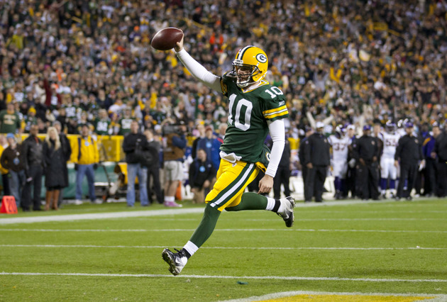 Report: Packers sign quarterback Matt Flynn to backup Scott Tol…