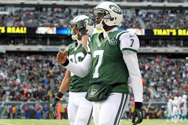 Jets bench Geno Smith against Miami Dolphins after another subp…