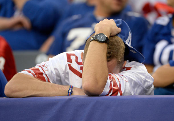 New York Giants' horrendous season continues with 36-21 loss ag…