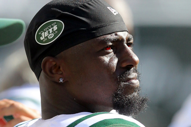 Jets receiver Santonio Holmes engages in war of words with disg…