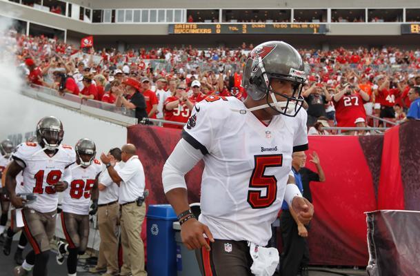 Report: Buccaneers quarterback Josh Freeman excused from team m…