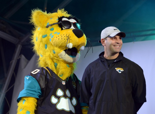 Jaguars GM David Caldwell unsure about using first-round pick o…