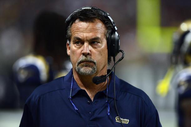 St. Louis Rams coach Jeff Fisher shoots down switching to no-hu…