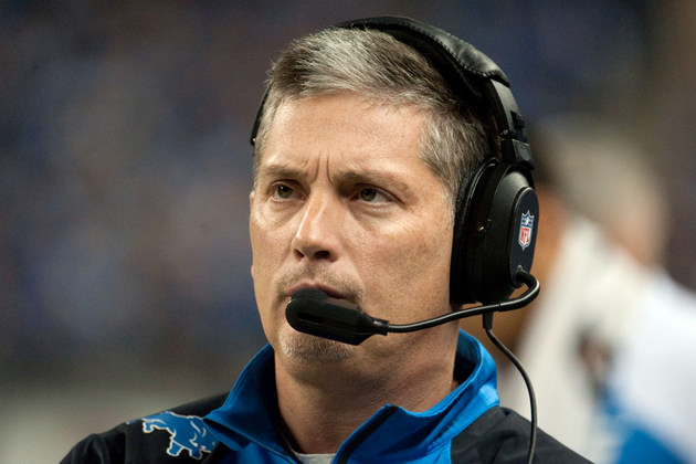 Detroit Lions fire coach Jim Schwartz after another disappointi…