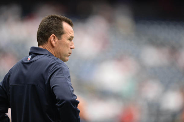Coaches Heat Index – Houston's Gary Kubiak falling flat on his …