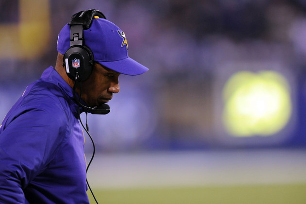 Coaches Heat Index – Vikings coach Leslie Frazier leading anoth…