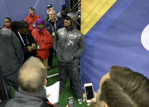 PFWA 'appalled' by Marshawn Lynch's abbreviated interview sessi…