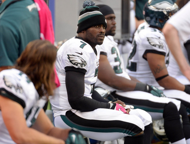 Report: Michael Vick will start for Eagles against New York Gia…