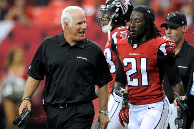 Coaches Heat Index – Hard to make a case for Falcons coach Mike…