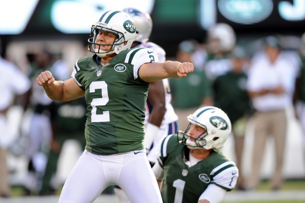 Jets kicker Nick Folk receives franchise tag, salary increases …
