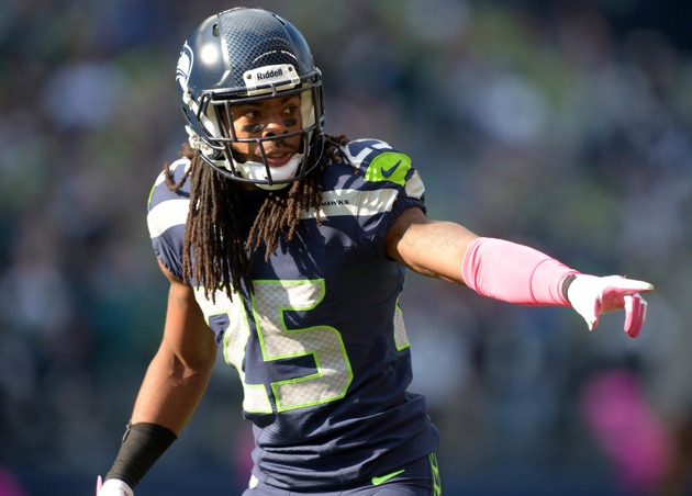 Seahawks cornerback Richard Sherman on Patrick Peterson: 'He's …