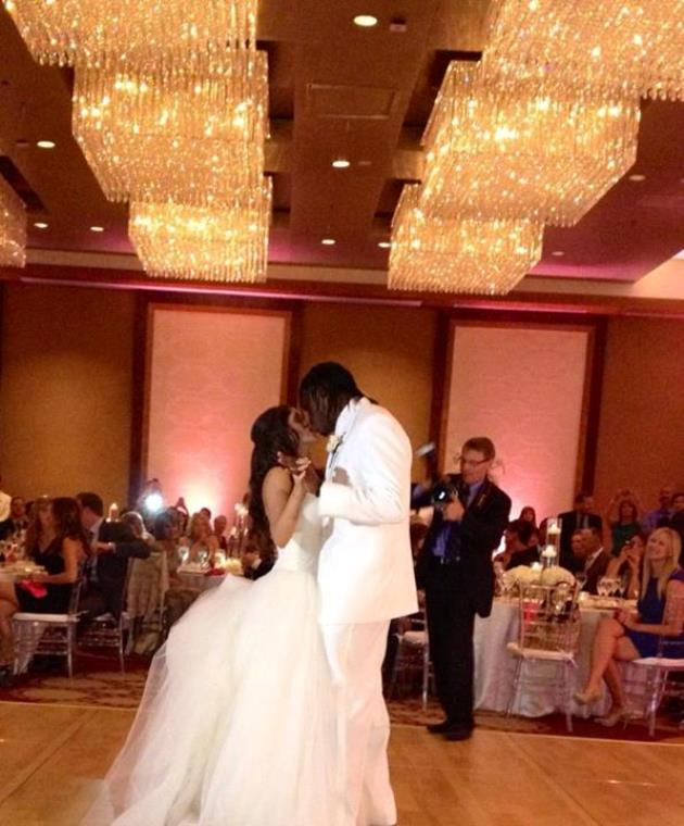 Congratulations to Robert Griffin III, who married his college …