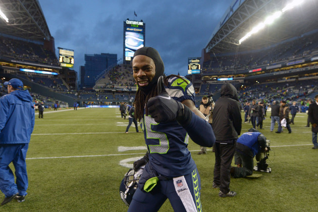 Denver appliance company takes a swing at Seahawks cornerback R…
