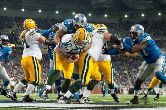 Green Bay Packers' postseason hopes fading after 40-10 loss aga…