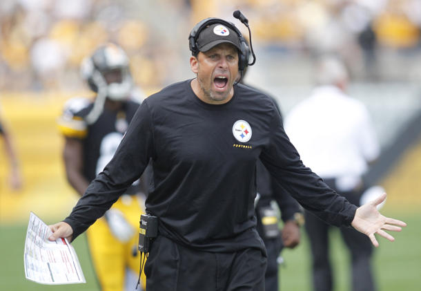 Steelers coordinator Toddy Haley sued for allegedly backing out…