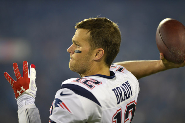 Patriots quarterback Tom Brady reportedly misses practice due t…