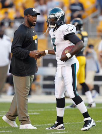 Michael Vick would've been a Steeler if Mike Tomlin had his way