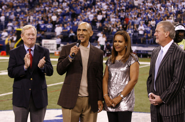 Lions gauged Tony Dungy's interest in vacant coaching position …