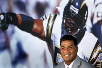 Before his death, Junior Seau seemed to be two different people