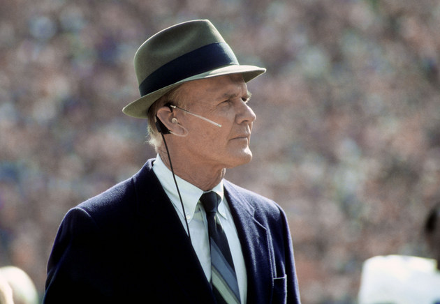 Tom Landry was reportedly a Giants fan for final years of his l…