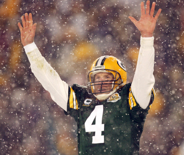 'I was at fault' Brett Favre attempts to thaw relationship with…