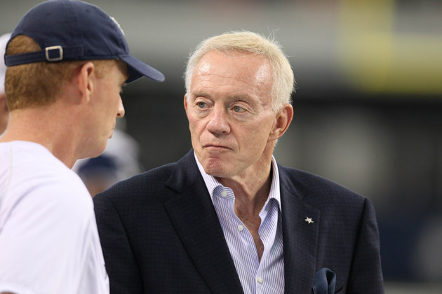 Jerry Jones says that Jason Garrett will return to coach Cowboy…