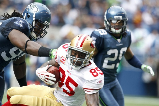 Vernon Davis says Seattle Seahawks are 'building a dynasty over…