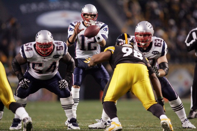 Game of the Week: New England and Pittsburgh trying to extend t…