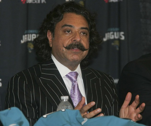 Jacksonville Jaguars owner Shad Khan reportedly wants to buy Fu…