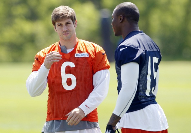 Brandon Marshall predicts early return for Bears quarterback Ja…