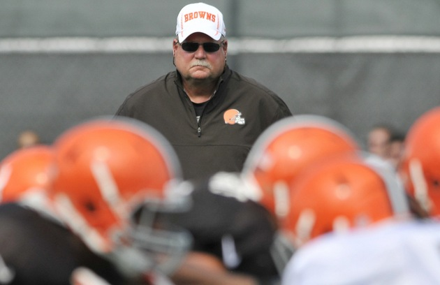 Mike Holmgren hates Cleveland Browns' trade of Trent Richardson…
